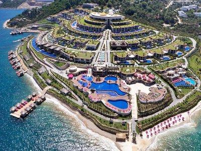 Отель Be Premium Bodrum 5* Бодрум Турция