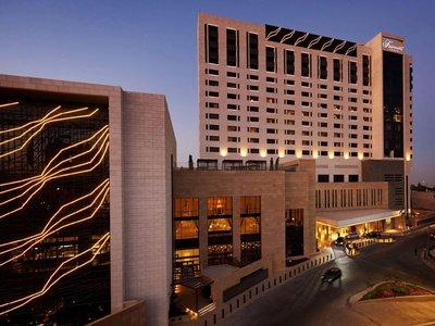 Отель Fairmont Amman 5* Амман Иордания