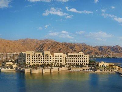 Отель Al Manara a Luxury Collection Hotel 5* Акаба Иордания
