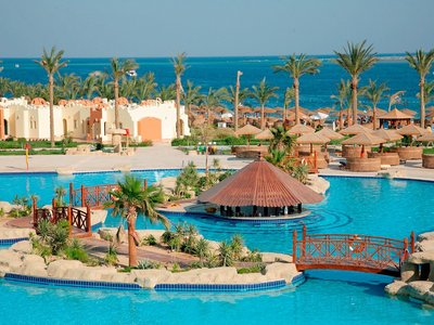 Отель Sunrise Royal Makadi Aqua Resort 5* Макади Бей Египет