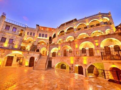Отель Dedeli Konak Cave Hotel 2* Каппадокия Турция