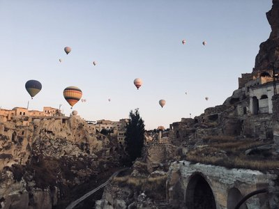 Отель Abu Hayat Cave Suites 3* Каппадокия Турция