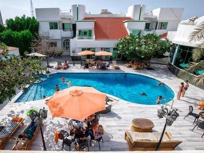 Отель Al Khalidiah Resort 3* Шарджа ОАЭ