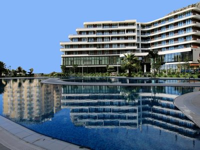 Отель Rafaelo Deluxe & Spa 5* Шкодер Албания