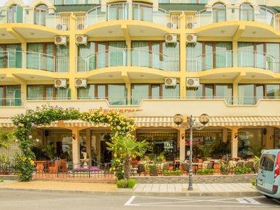 Отель Energy Hotel 2* Приморско Болгария