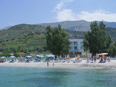 Отель Garden Hotel 3* Влера Албания