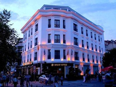 Отель Mirart Hotel Boutique & Spa 4* Ялова Турция
