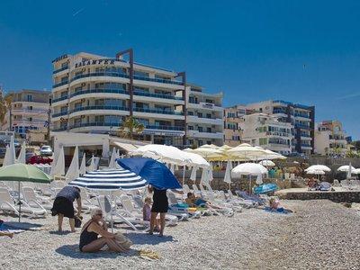 Отель Kalamper Apart Hotel 4* Бар Черногория
