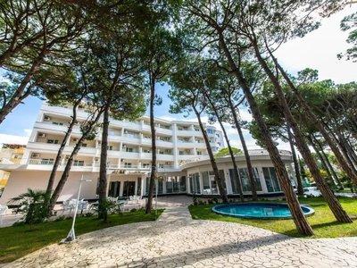 Отель Aler Luxury Resort Durres 4* Дуррес Албания