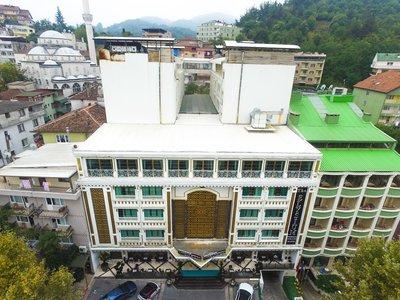 Отель Elysium Termal Hotel & Spa 4* Ялова Турция