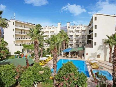 Отель Twins Hotel 3* Кемер Турция
