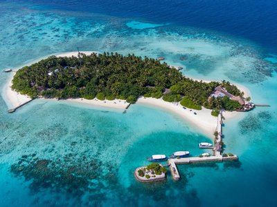 Отель Makunudu Island Resort 4* Северный Мале Атолл Мальдивы