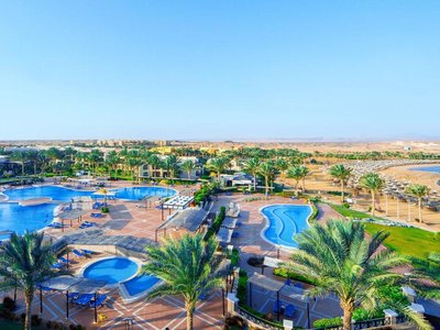 Отель Jaz Lamaya Resort 5* Марса Алам Египет