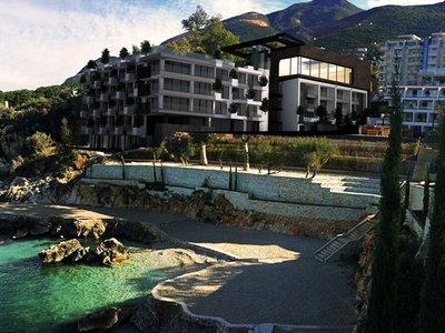 Отель Marina Bay Luxury Resort & Spa 5* Влера Албания