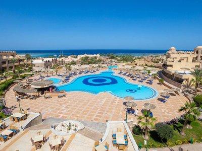 Отель Utopia Beach Club 4* Марса Алам Египет