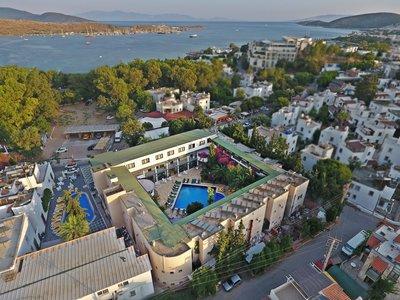Отель Bodrum Skylife Hotel - ALL Inclusive 4* Бодрум Турция