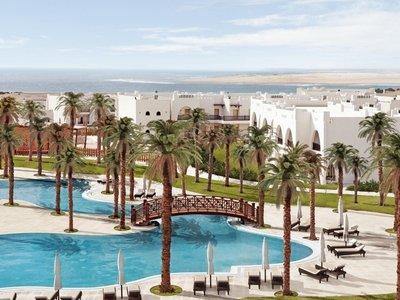 Отель Hilton Marsa Alam Nubian Resort 5* Марса Алам Египет