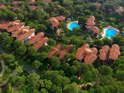 Отель Selectum Family Resort Belek 5* Белек Турция