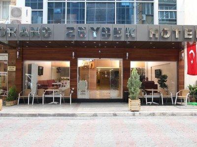 Отель The New Hotel Zeybek 3* Измир Турция