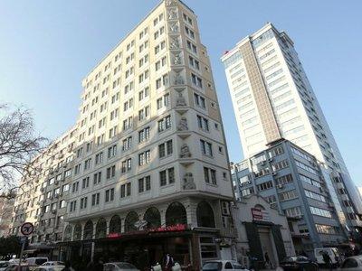 Отель Marla Hotel 3* Измир Турция