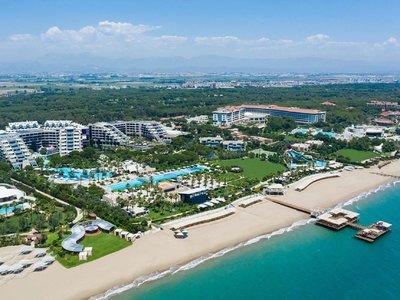 Отель Susesi Luxury Resort 5* Белек Турция