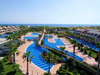 Отель TUI Magic Life Jacaranda 5* Сиде Турция