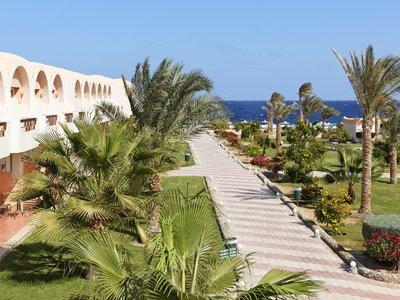Отель The Three Corners Sea Beach Resort 4* Марса Алам Египет