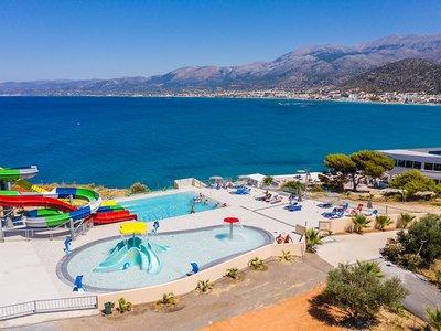 Отель Horizon Beach 4* о. Крит – Ираклион Греция