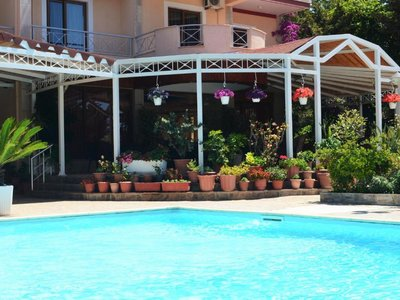 Отель JB Hotel 3* Саранда Албания