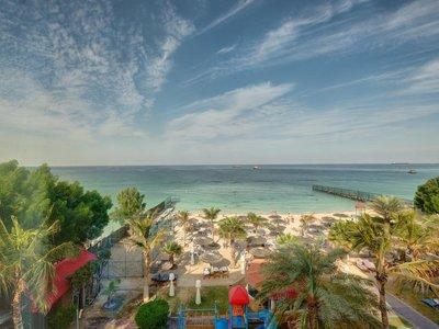 Отель Sahara Beach Resort & Spa 5* Шарджа ОАЭ