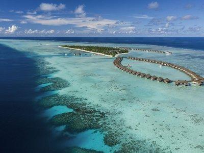 Отель Pullman Maldives Maamutaa 5* Гаафу Алифу Атолл Мальдивы