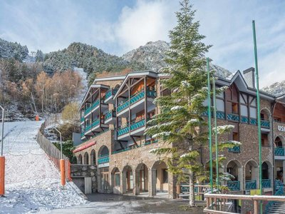 Отель Ushuaia The Mountain Hotel 4* Пал-Аринсаль Андорра
