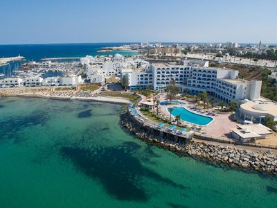 Отель Regency Monastir Hotel & Spa 4* Монастир Тунис