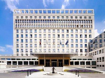 Отель Metropol Palace 5* Белград Сербия
