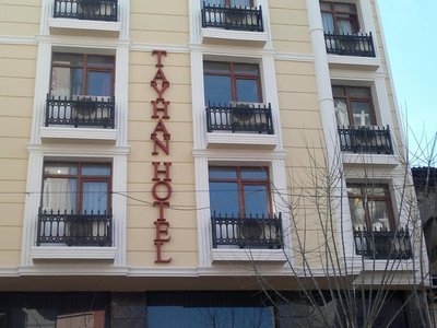 Отель Tayhan Hotel 3* Стамбул Турция