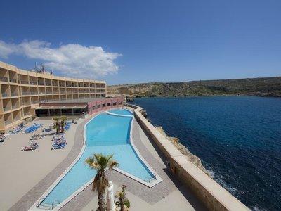 Отель Paradise Bay Resort Hotel 4* Меллиеха Мальта
