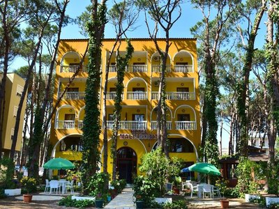 Отель Mali i Robit Hotel & Camping 3* Дуррес Албания