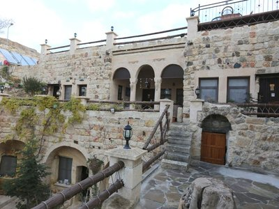 Отель Antik Cave House 3* Каппадокия Турция