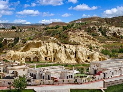 Отель Seraphim Cave Hotel 5* Каппадокия Турция