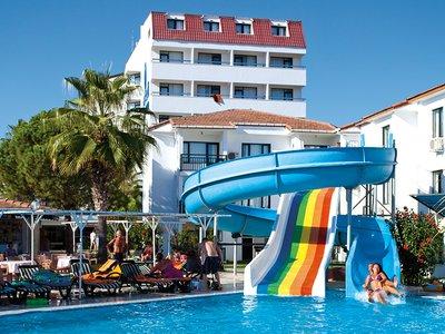 Отель Sural Garden 3* Сиде Турция