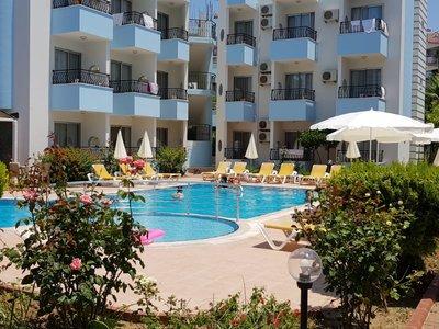 Отель Summer Rose Hotel 3* Сиде Турция