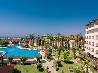 Отель Miramare Queen Hotel 4* Сиде Турция