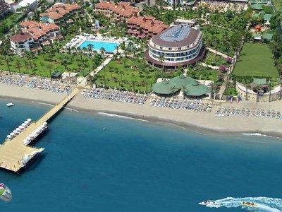Отель Saphir Hotel 4* Алания Турция