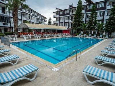 Отель Andros Family Club 3* Сиде Турция