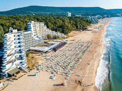 Отель Славуна 3* Албена Болгария