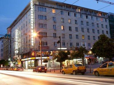 Отель Slavyanska Beseda Hotel 3* София Болгария