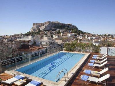 Отель Electra Palace Athens 5* Афины Греция
