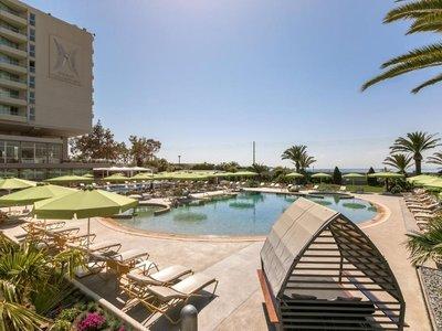 Отель Divani Apollon Palace & Thalasso 5* Афины Греция