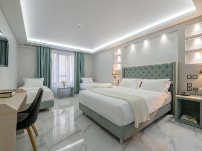 Отель Athens Starlight Hotel 3* Афины Греция