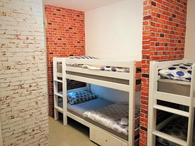 Отель OliveTree Hostel 3* Сплит Хорватия